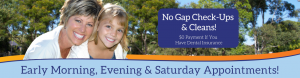 Saturday appointments at Brisbane Smile Centre - Dr. Cassimatis - Your Dentist in Brisbane